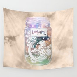Dream Jar Wall Tapestry