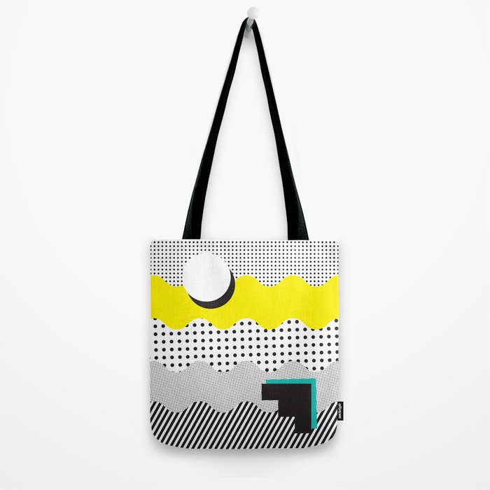 SHAPE SHIFTER Tote Bag