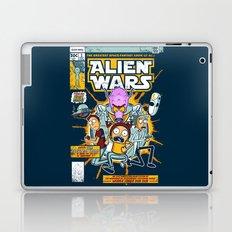 Alien Wars Laptop & iPad Skin