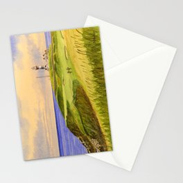Old Head Golf Course Ireland Hole 4 Stationery Cards