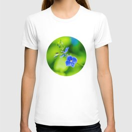A Flower And A Fly T-shirt