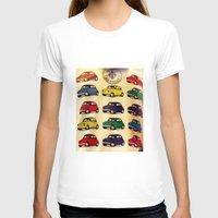 italian T-shirts featuring All Italian  by farsidian
