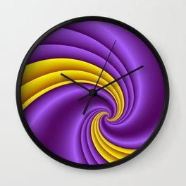 fluid -60- Wall Clock
