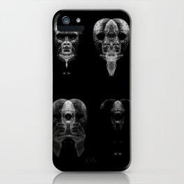hallucinations 000 iPhone Case