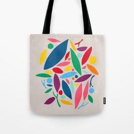 Found Objects Tote Bag