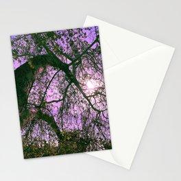 Lavender Skies Stationery Cards