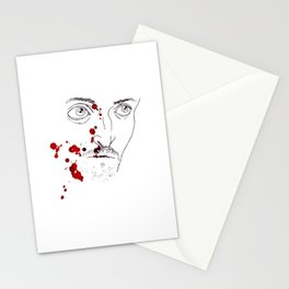 Vincent Gallo Stationery Cards