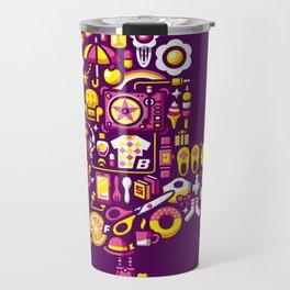 CANDYRING GIRL Travel Mug