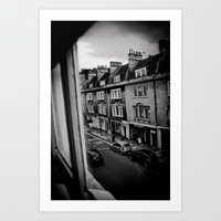 bath Art Prints featuring Bath  by Melissa Batchelder Photography