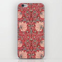 """William Morris """"Pimpernel"""" 3. iPhone Skin"""