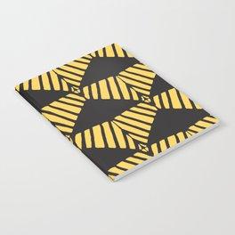 Dune-Black Notebook