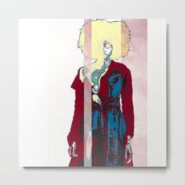 """""""Codename: Susan Glenn"""" Pt.4 Metal Print"""
