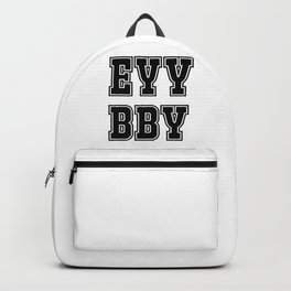 EYY BBY Backpack