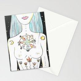 Sacred Sisterhood Stationery Cards
