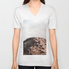 Zen of Giant Rock Unisex V-Neck