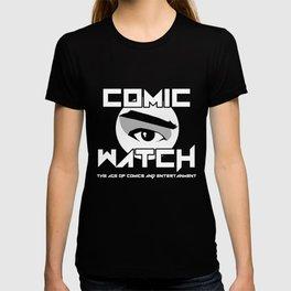 Comic Watch v4 T-shirt