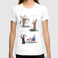 fairy tale T-shirts featuring fairy tale by notbook