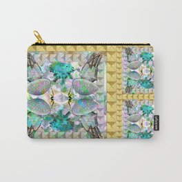 GOLD MEDUSA Carry-All Pouch