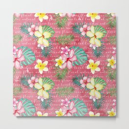 Summer flowers #1 Metal Print