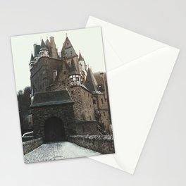 Finally, a Castle - landscape photography Stationery Cards