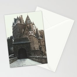 Finally, a Castle - landscape photography Stationery Cards
