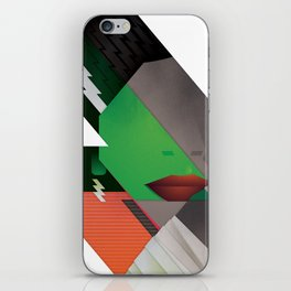 The Bride of Frankenstein iPhone Skin