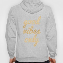 Good Vibes Only Palm Trees Hoody