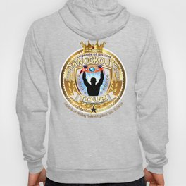 The Knockout Tour Champion Crest Hoody
