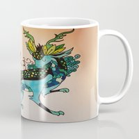 fancy Mugs featuring Fancy by Viimuse