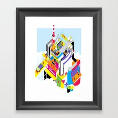 AXOR - Customize I Framed Art Print