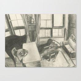 Suicide Pact Canvas Print