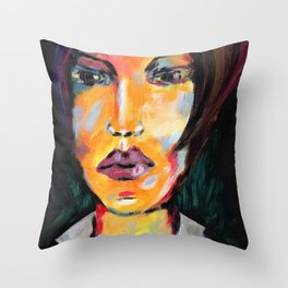 Bien évidemment Throw Pillow