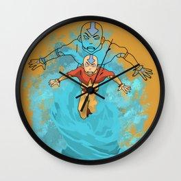 AVATAR AANG IN AVATAR STATE BEAUTIFUL ART PIECE Wall Clock