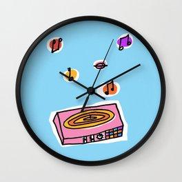 My Favourite Tune Wall Clock
