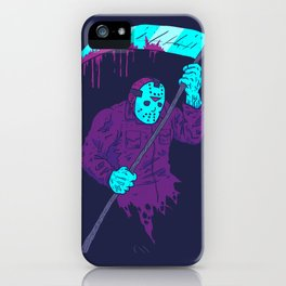 Reaper Jason iPhone Case