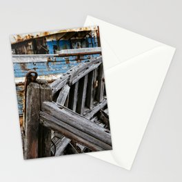 Ship Wreck Stationery Cards