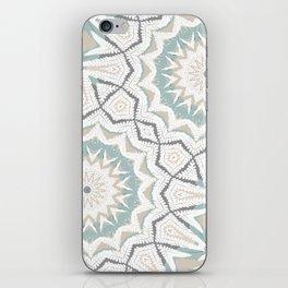 Planthouse Aztec Stone & Blue iPhone Skin