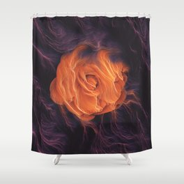 Too Bad, But It's Too Sweet Shower Curtain