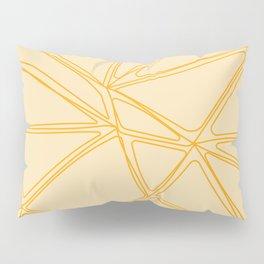 Perpetual Orange Pillow Sham