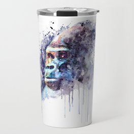 Powerful Gorilla Travel Mug