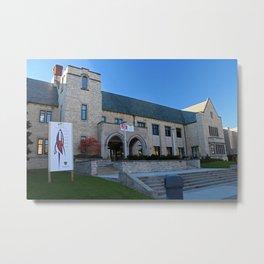 University of Toledo- Student Union I Metal Print