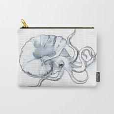 Paper Nautilus, Argonaut Carry-All Pouch