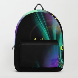 Magical Light and Energy - Merry Christmas Backpack