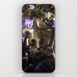 Albert-Ernest Carrier-Belleuse: flares at the Opéra Garnier iPhone Skin