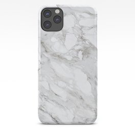 Grey Marble iPhone Case