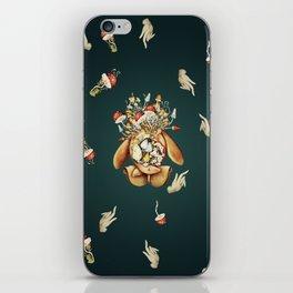 Toadstool Spirit iPhone Skin