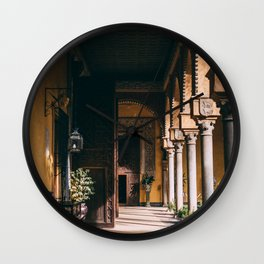 Seville, Spain Wall Clock