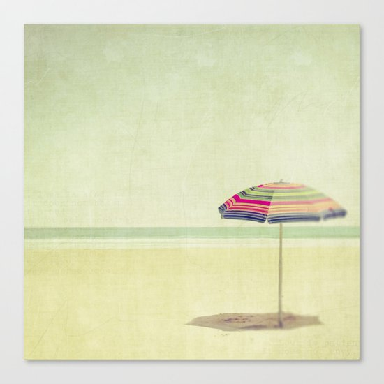 Dream of Summer Canvas Print