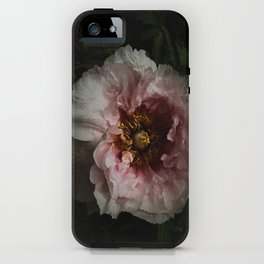 Peony 5 iPhone Case