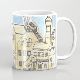 Space Town Coffee Mug